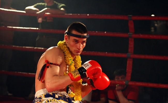 Vladimir Moravcik Majster sveta v Thai boxe – Banska Bystrica 6.4.2007